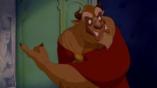 """Fine! Then go ahead and STARVE!!!!!!!"" - Beauty and the Beast (1991) 