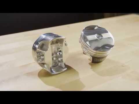 MOD2K: 2,000hp+ Capable Ford Modular Pistons