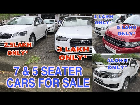 Toyota Fortuner in 4L Only | Audi A4 in 3L Only | Skoda in 2.5L Only | Range Rover in 5L Only