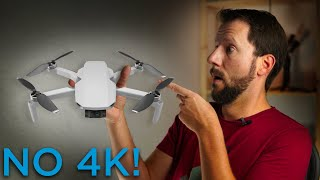 DJI Mavic Mini Final Specs! Shocking Details! [4K]