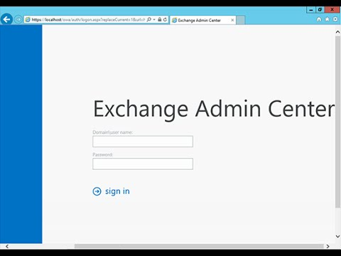 How to Install Microsoft Exchange Server 2013 Step By Step Full ...
