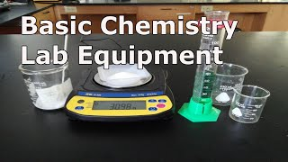 Basic Chemistry Lab Equipment