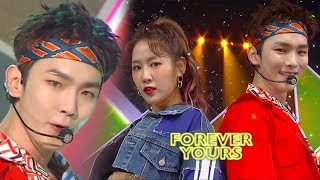 KEY(키) - Forever Yours @인기가요 Inkigayo 20181111