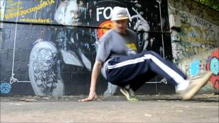 Guina Roots Favela // Footwork Creation