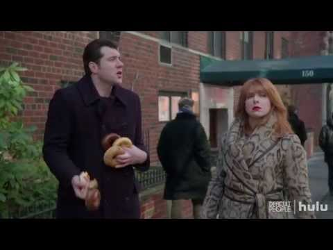 difficult people episode 1 08 difficult christmas episode guide
