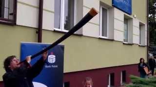 preview picture of video 'Krzysztof Skowronski gra na ligawce cz. 2'