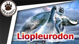 ไลโอพลัวโรดอน Liopleurodon นักล่าผู้ยิ่งใหญ่แห่งท้องทะเล | สัตว์ดึกดำบรรพ์