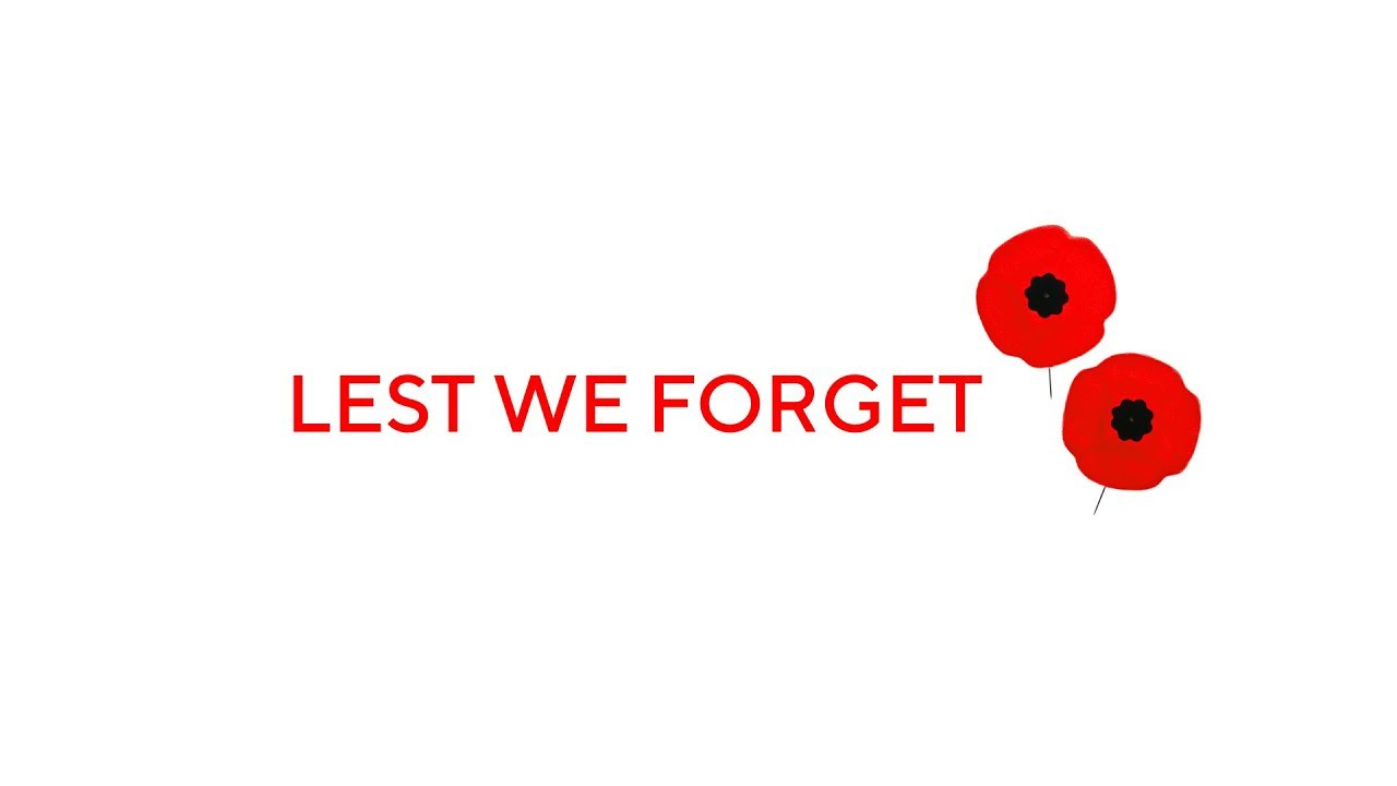 Michael Lee - Remembrance Day Message