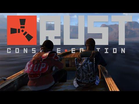 Rust : 6 minutes de gameplay sur la version Xbox One