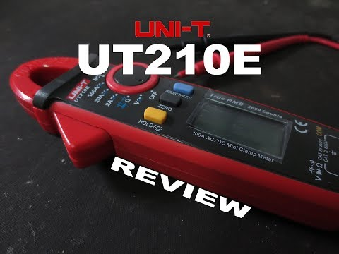 UNI-T UT210E Review
