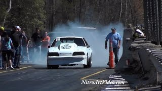 Carolina No Prep Shady Side Dragway (N/T) No Time,  Drag Racing, Grudge,  Stick Shift, Real Street