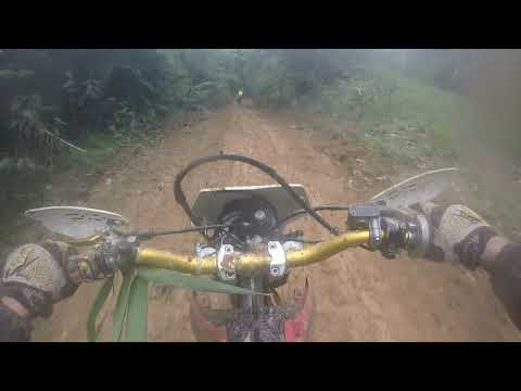 Daaaale! trilha de moto em biguaçu