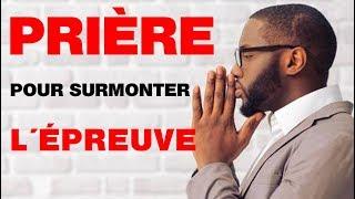 L´épreuve finale  (1ère partie)- Prière intense