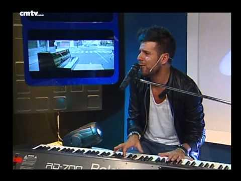 Pablo López video Dónde - CM Estudio 2014