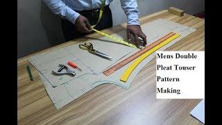 pant pattern | Optitex Pant Tutorial | Men's Pant Design