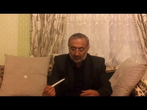 Hz Mehdinin zuhuru lll  sohbet. Elyar Azeri