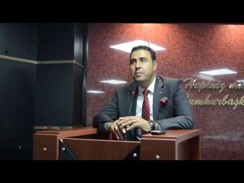 96 dükkan kura çekimi yapıldı Sivas