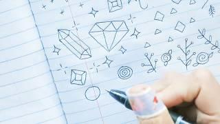 Tumblr Doodles/Notebook Doodle Ideas | Doodles by Sarah