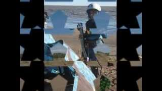 preview picture of video 'Comienzos de un raider de punta alta en el kite con solo 9 años'