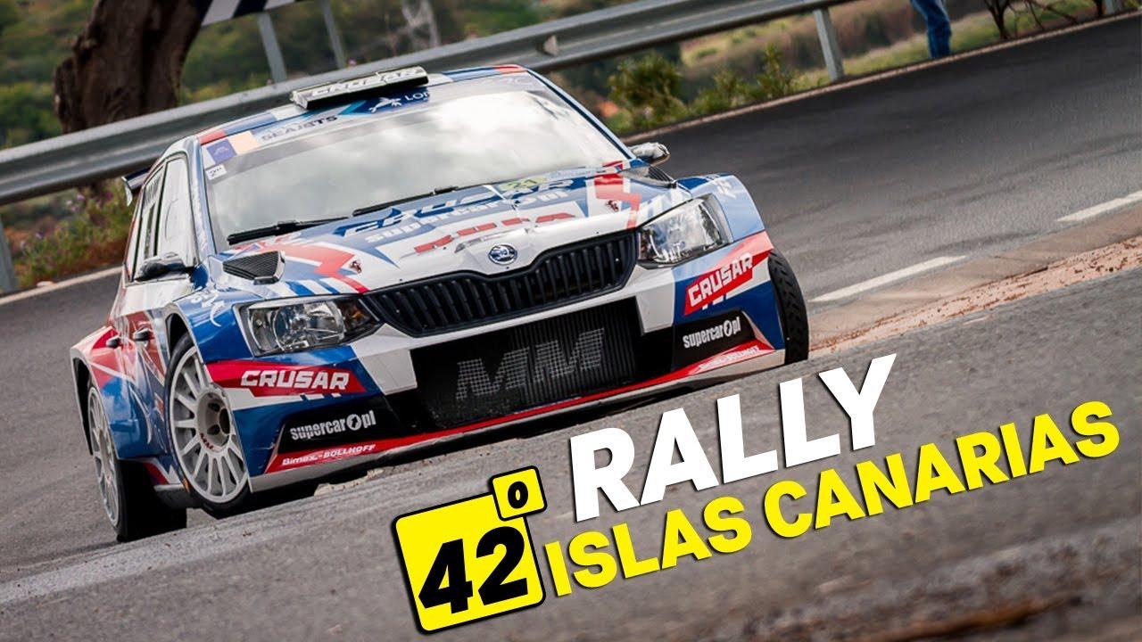 42º Rally Islas Canarias | TC San Mateo