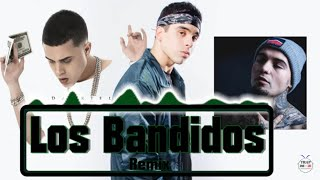 Mc Davo   Los Bandidos [Remix] Ft Gera Mx & Darkiel   Audio Oficial