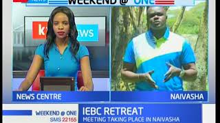 IEBC commissioners and secretariat decamp to Naivasha to iron out internal differences