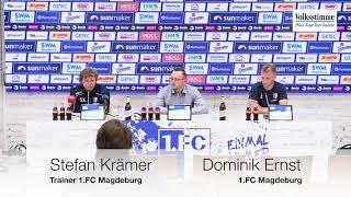 PK vor Spiel FCM gg. Duisburg