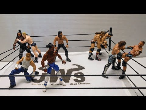 JWS - 30 Man Royal Rumble Match (Part 6)