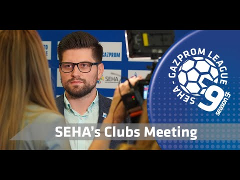 SEHA's Clubs Meeting