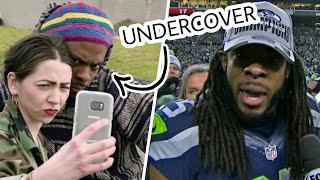 NFL Players Undercover: Best NFL Pranks (Pt. 3)