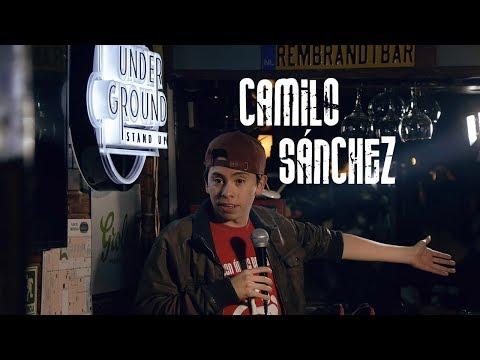 Underground Stand-Up : Cap 04 - Camilo Sánchez