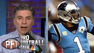 Which teams are best fit for Cam Newton? | Pro Football Talk | NBC Sports