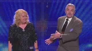 Australia's Got Talent 2013 | Auditions | Marina & Bram Nicholson Reveal Themselves