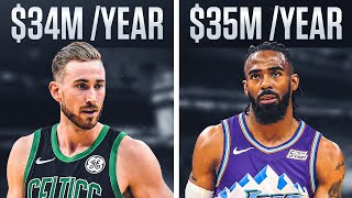 10 WORST Contracts In The NBA Right Now