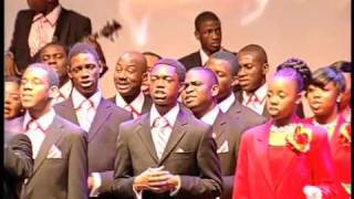 Donald Lawrence - There is a King in You (CFT Voice of Hope Choir)