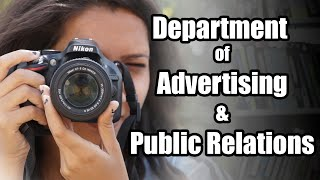 MCU - Department of Advertising and Public Relation