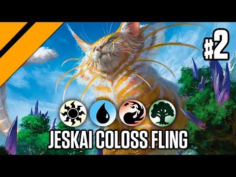 Jeskai Colosification Fling - Bo1/3 Standard P2 | Ikoria | MTG Arena