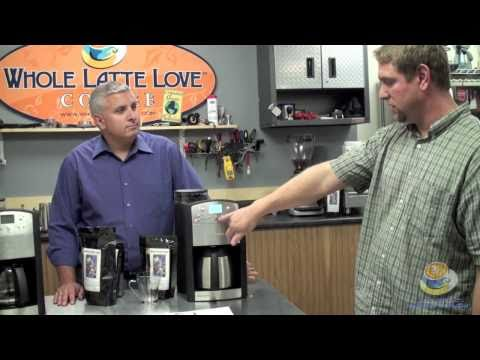 Capresso CoffeeTEAM GS and CoffeeTEAM TS Coffee Makers: Unboxing and Introduction