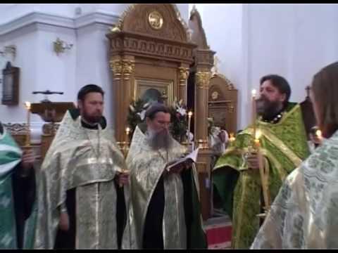 Акафист Преподобной Евфросинии игуменьи Полоцкой   2010