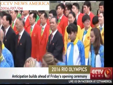 CCTV NEWS AMERICA 2016/04/07