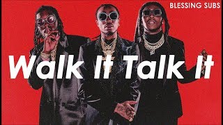Migos ft. Drake - Walk it talk it (Sub en Español)