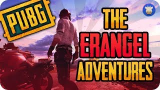 PUBG Erangel Map Adventures | PubG: Battlegrounds | Gameplay Funny Moments