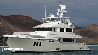 "Nordhavn video: Custom Nordhavn 92 ""Rest Assured"""