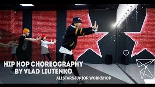 YG–Why You Always Hatin.Hip Hop Choreography by Влад Лютенко All Stars Workshop 02.2017