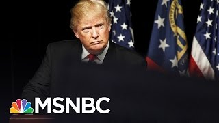 Donald Trump's Tax Lawyers: He's Under 'Examination' | MSNBC thumbnail
