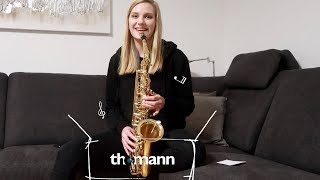 Learn to play the Saxophone in 3 days –  Nicole Milik 2019