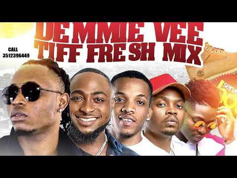 LATEST OCTOBER 2018 NAIJA NONSTOP AFRO MIX{FRESH MIX}BY DEEJAY SPARK
