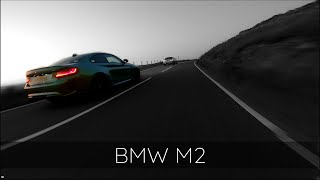 CHASING THEM CARS with an FPV DRONE | BMW M2 + M3 | FPV FREESTYLE