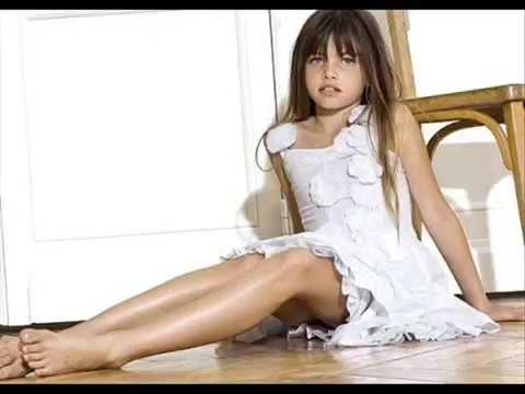 Thylane Loubry Blondeau, 10 Year Old Model,   YouTube