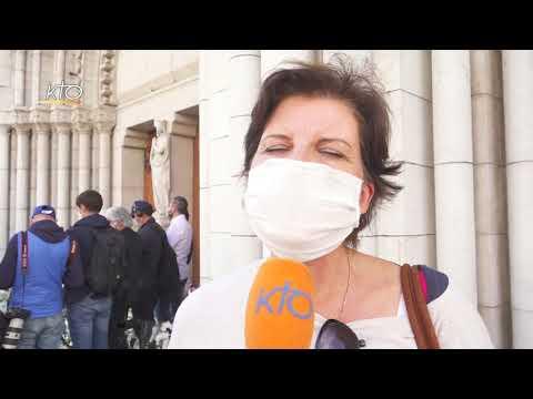 Attentat de Nice : recueillement et prière pour les victimes